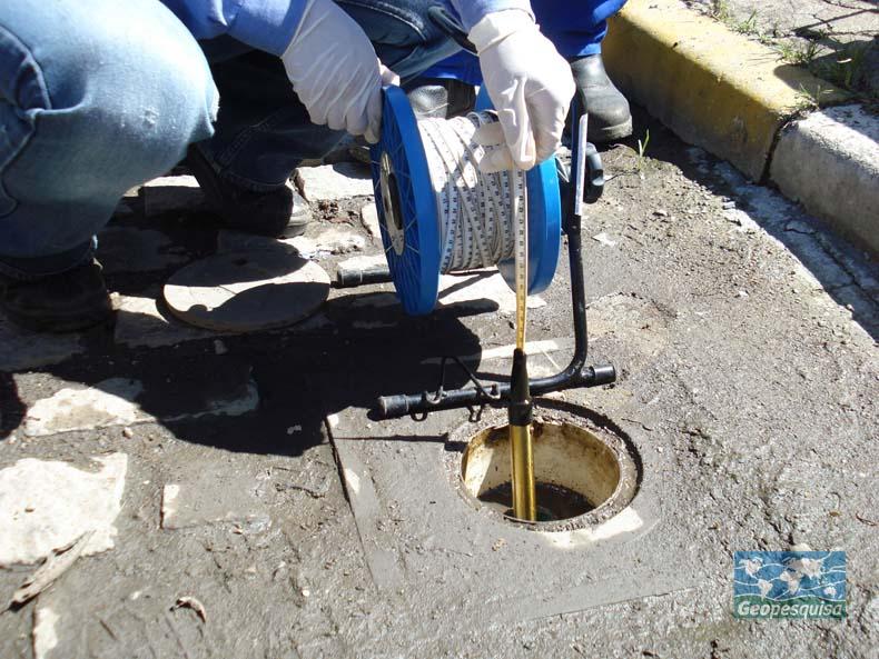 Serviço de Diagnóstico Ambiental e Hidrogeológico