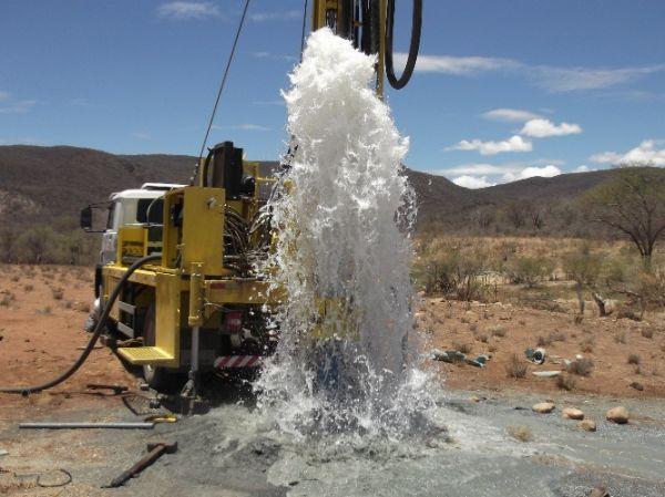 Serviço de Captação de Recursos Hídricos