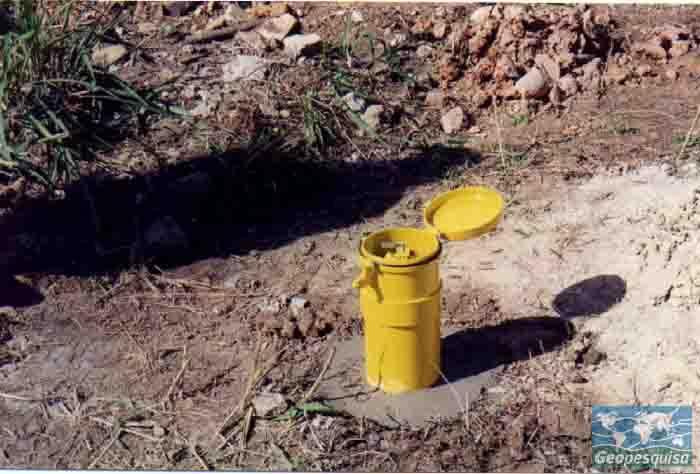 Serviço de Indicador de Nível d Água